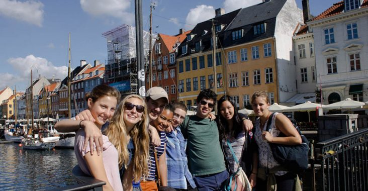 An image of the students on my recent Atlas Workshops trip