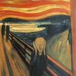 Edward Munch's The Scream - is this how our clients feel?